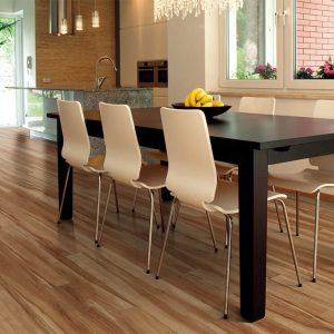 Banana on dining table   Kirkland's Flooring