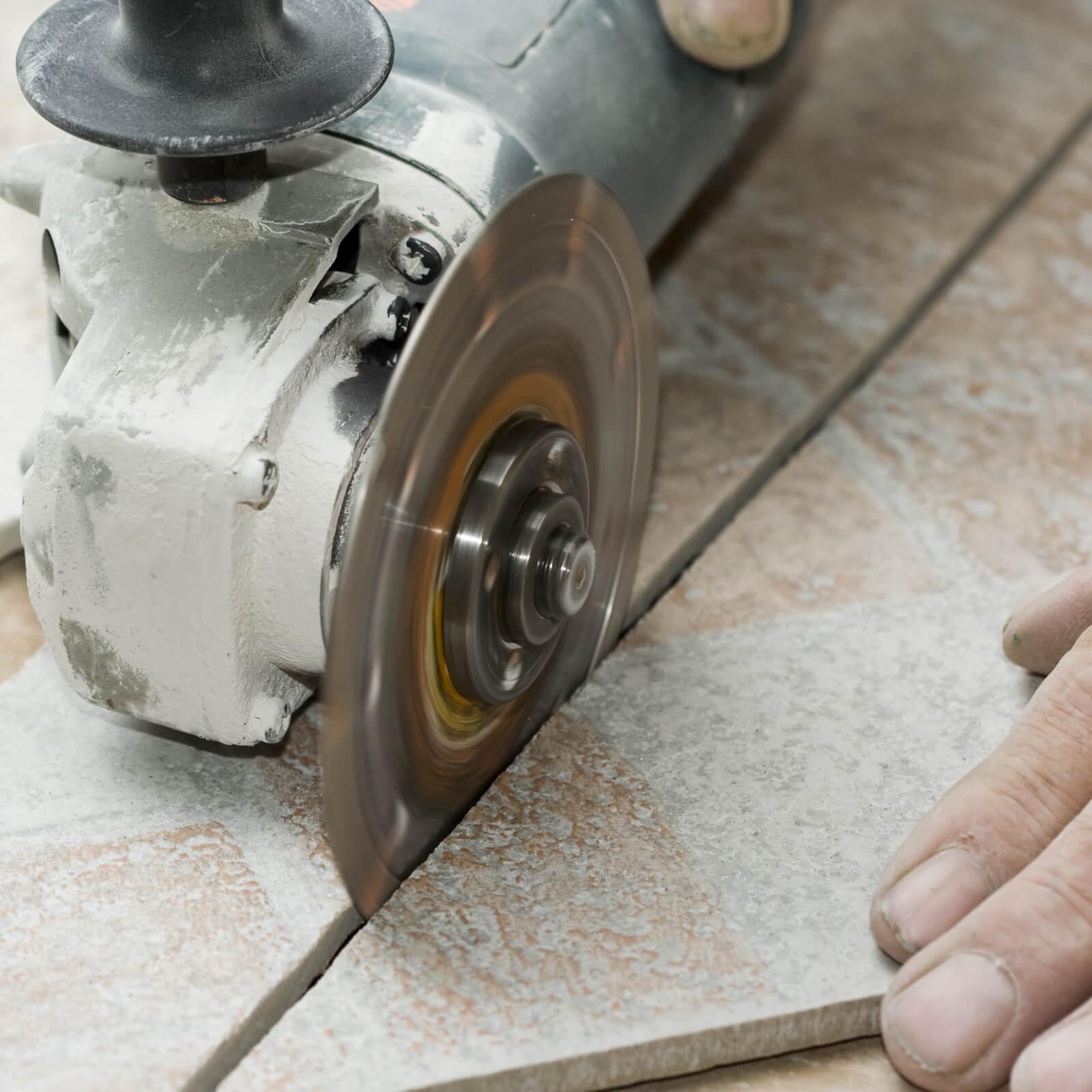 Installing tile flooring in Evans, GA | Kirkland's Flooring