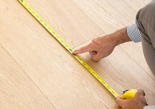 Floor measurement | Kirkland's Flooring